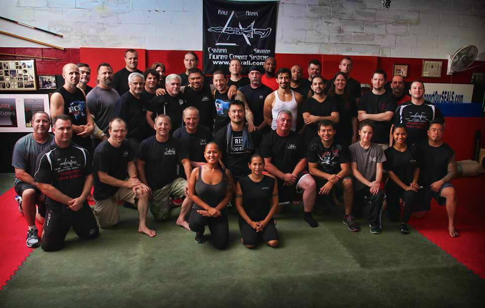 Filipino Combat Systems 2014 Gathering